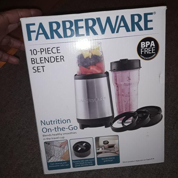 10 piece blender