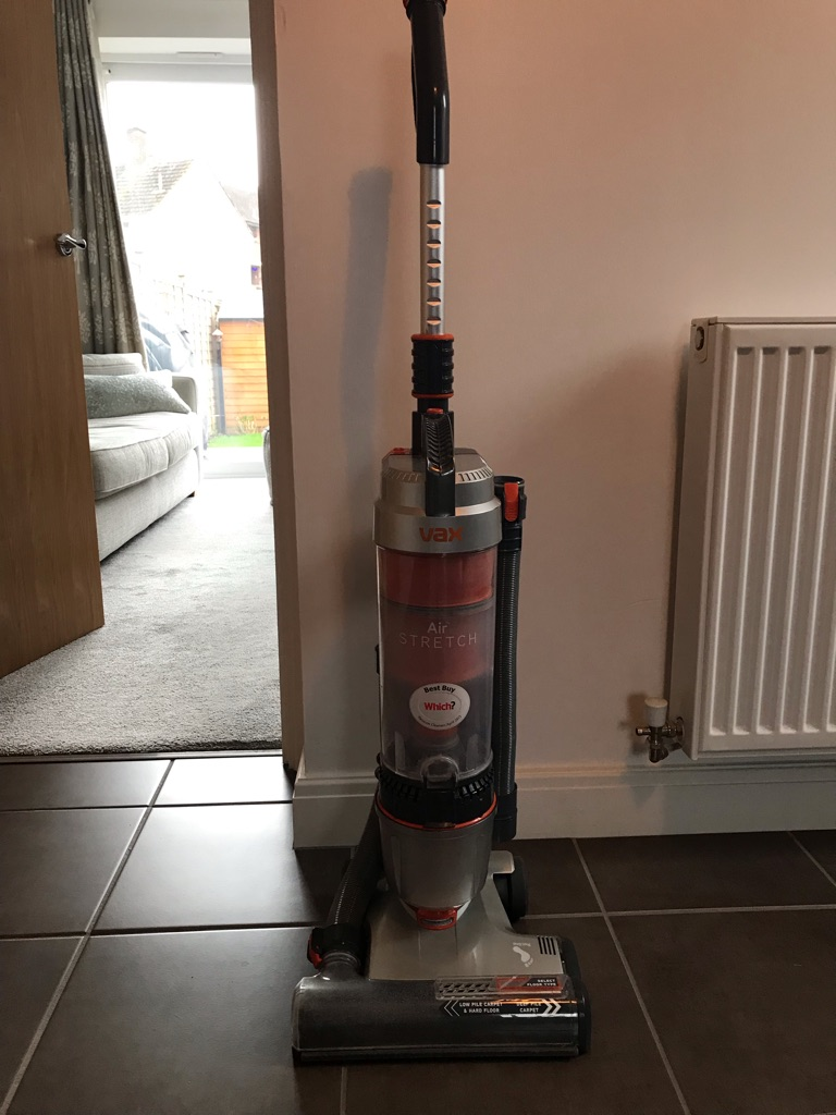 Vax Air Stretch hoover.