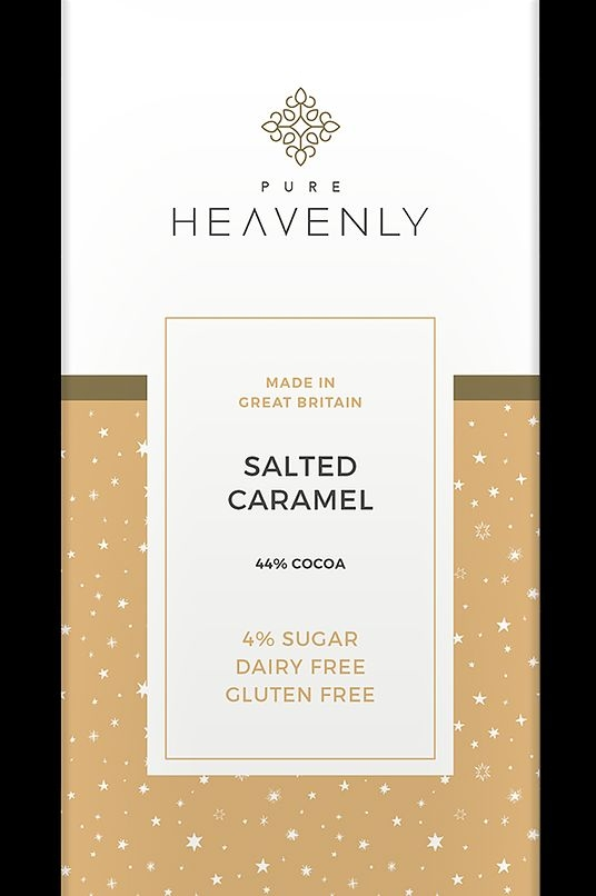 Salted Caramel Heavenly Chocolate
