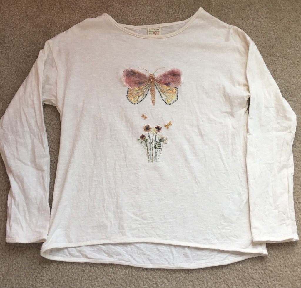 Girl's Shirt, Size 11-12