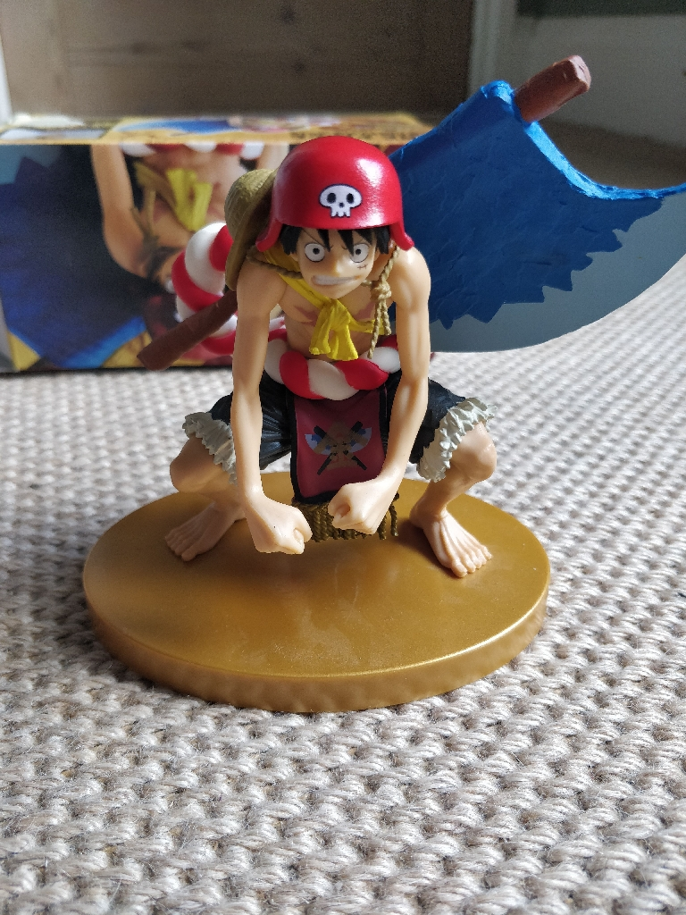 One Piece Film Gold - Champion edition (Luffy) EXCELLENT CONDITION