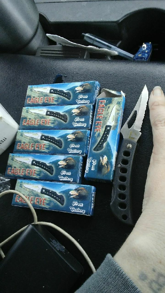 Eagle eye mini knives $3.00 each