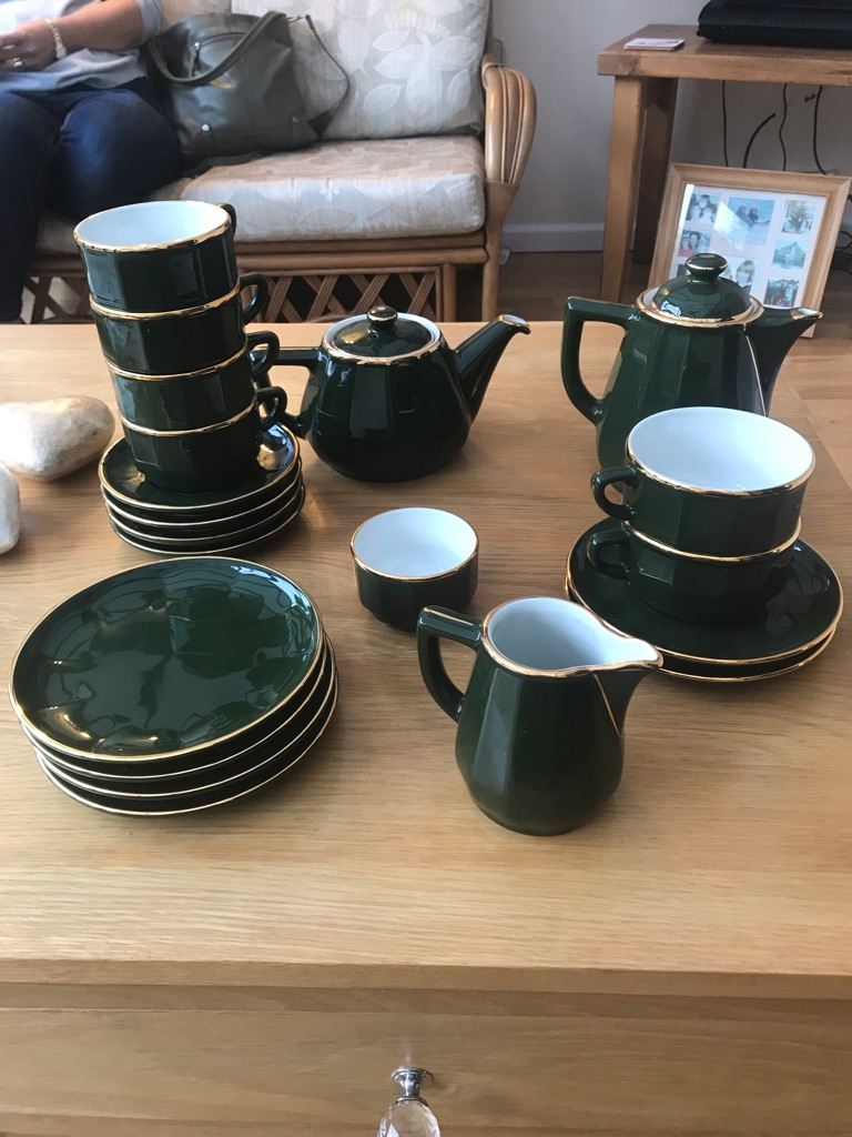 Apilco tea and coffee set