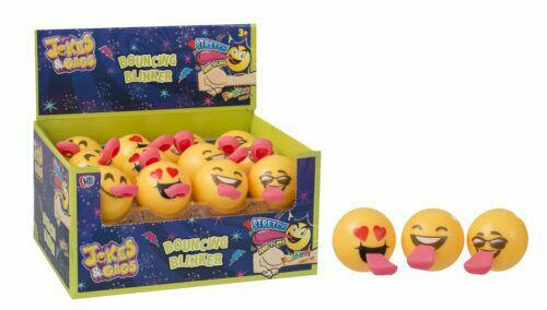 Light up bouncing balls