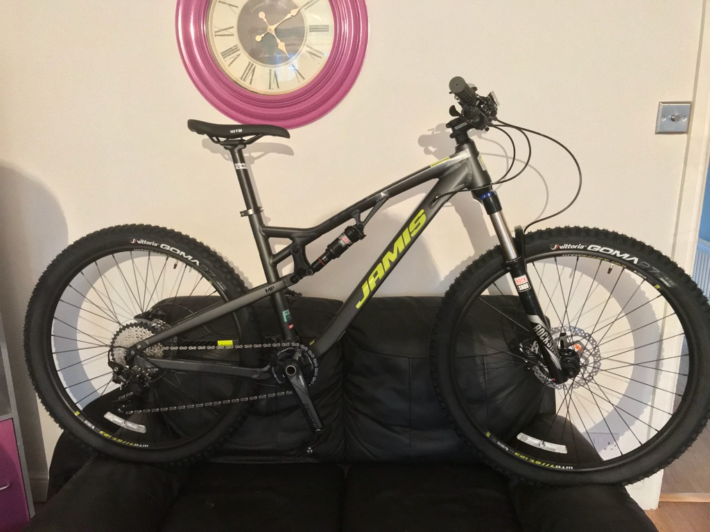 Jamis Dakar A2 2018 mountain bike
