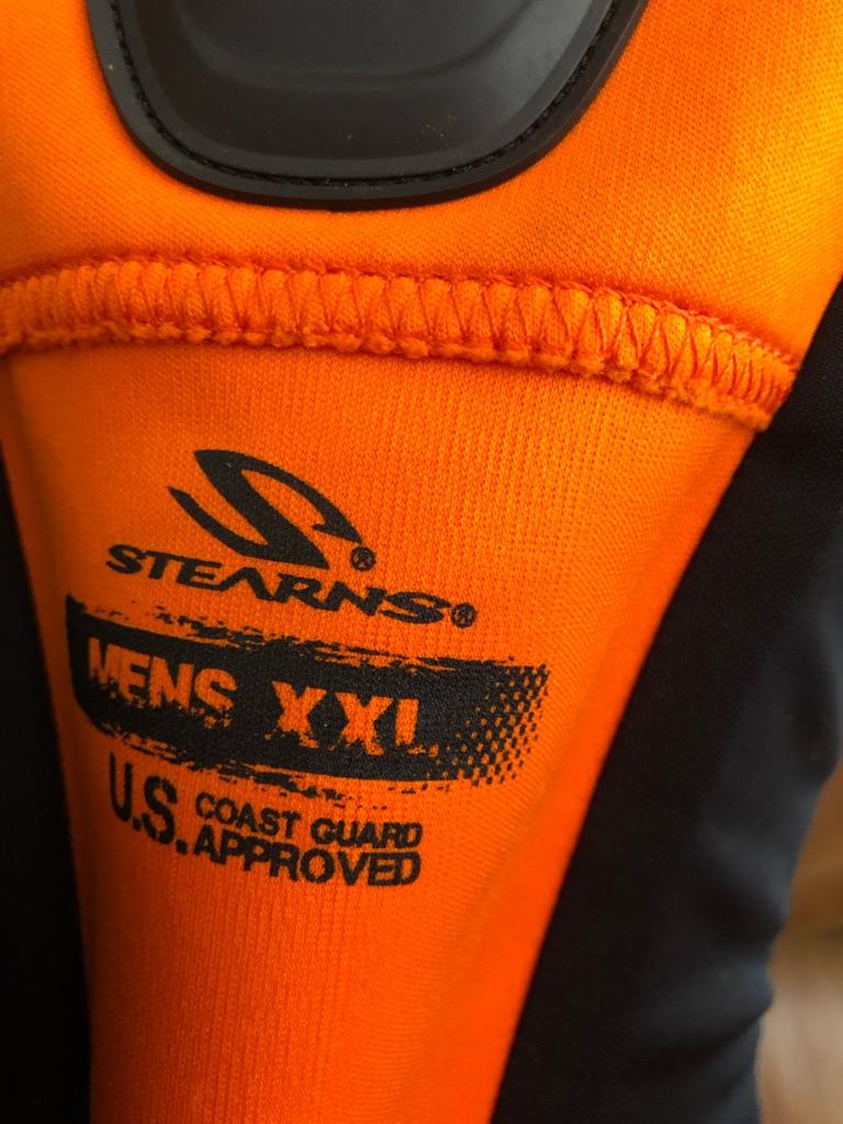 Adult life vest. Size XXL.