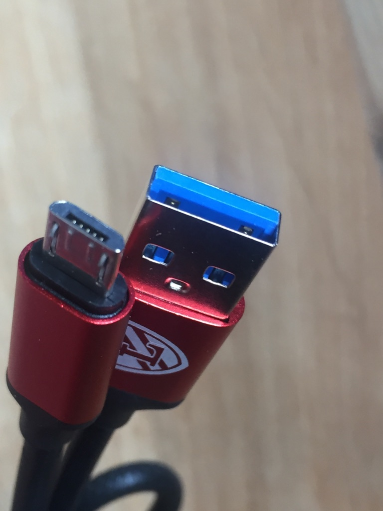 Samsung charger cable micro.