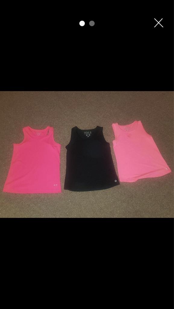 Sports vests