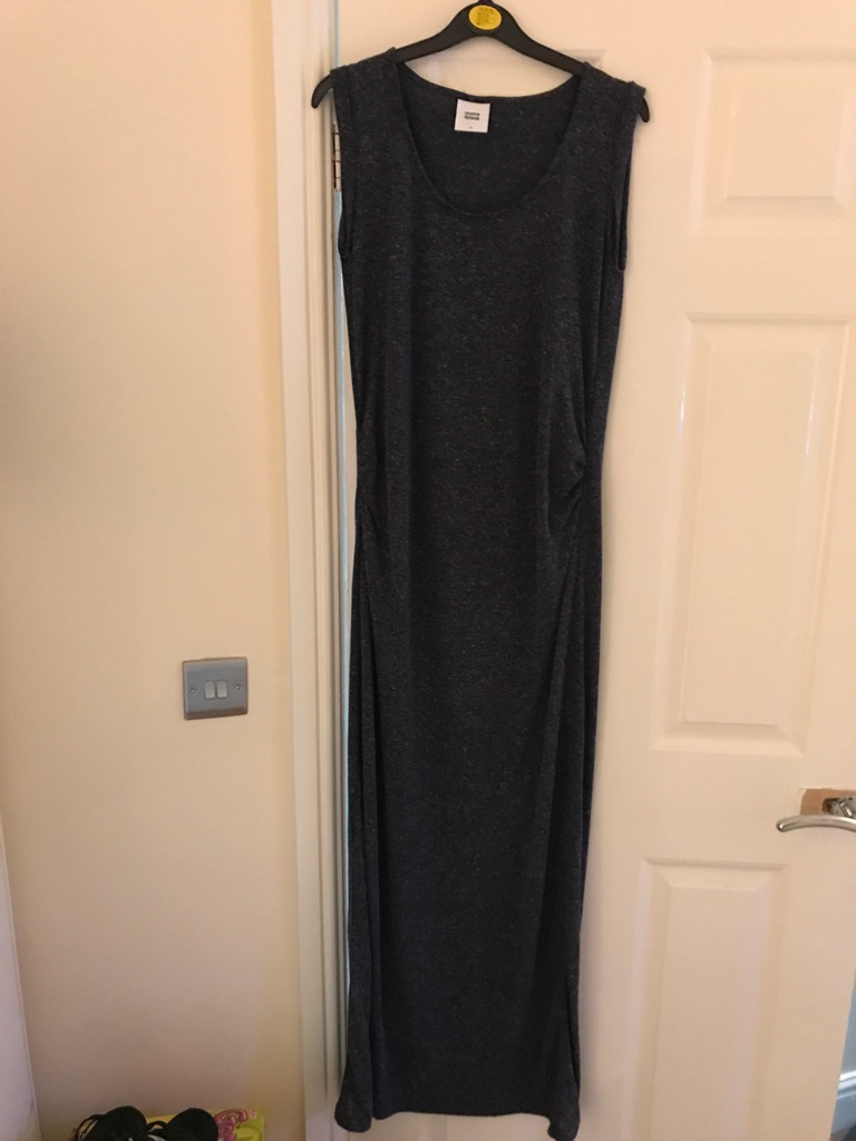 Mama licious maternity maxi dress size M