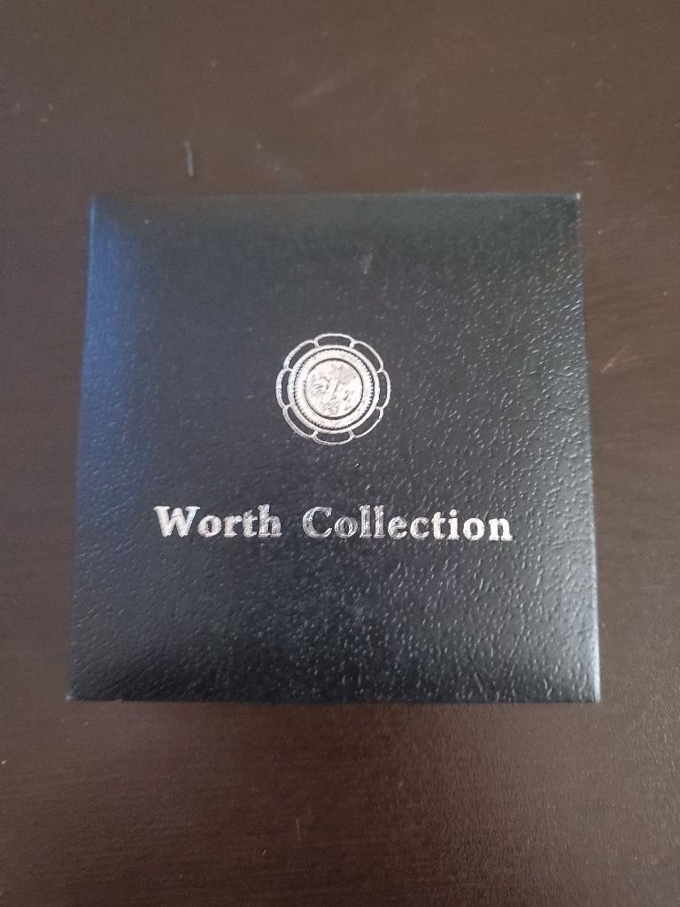 Collectible JFK coin