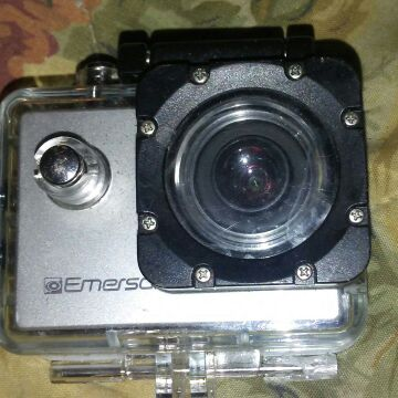 Waterproof camera recorder