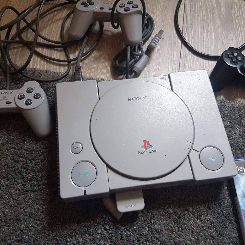 Retro Playstation 1