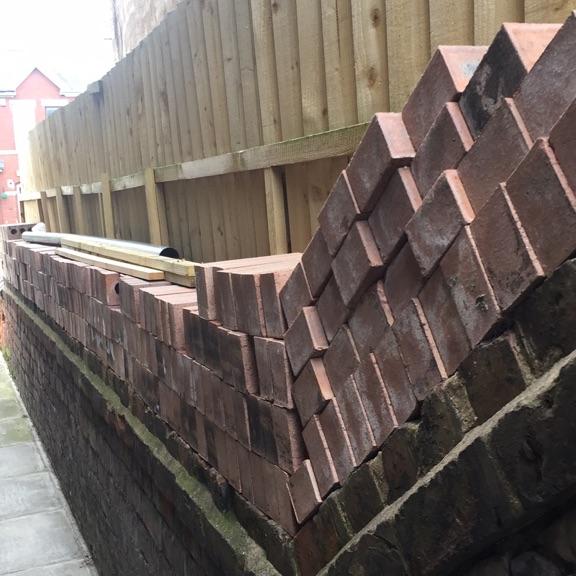 300 plus brand new bricks
