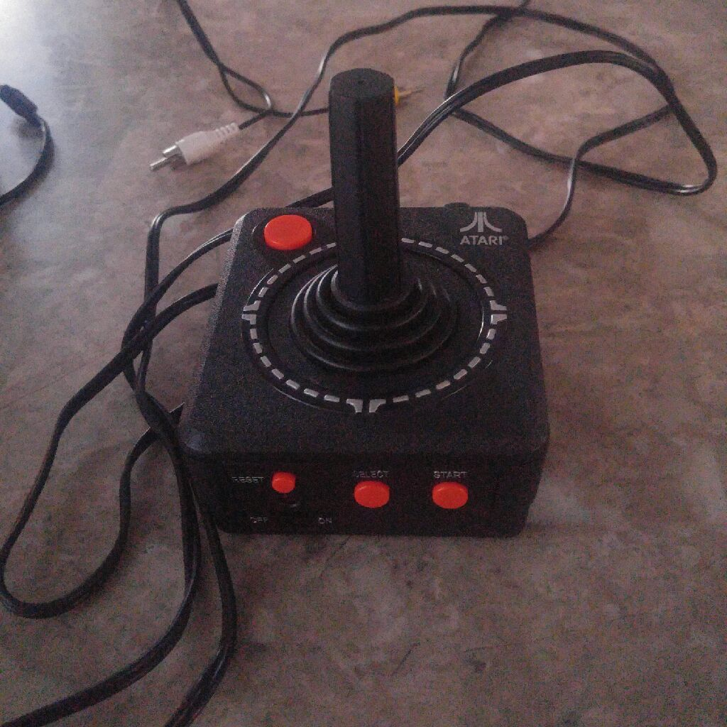 Atari tv gamming