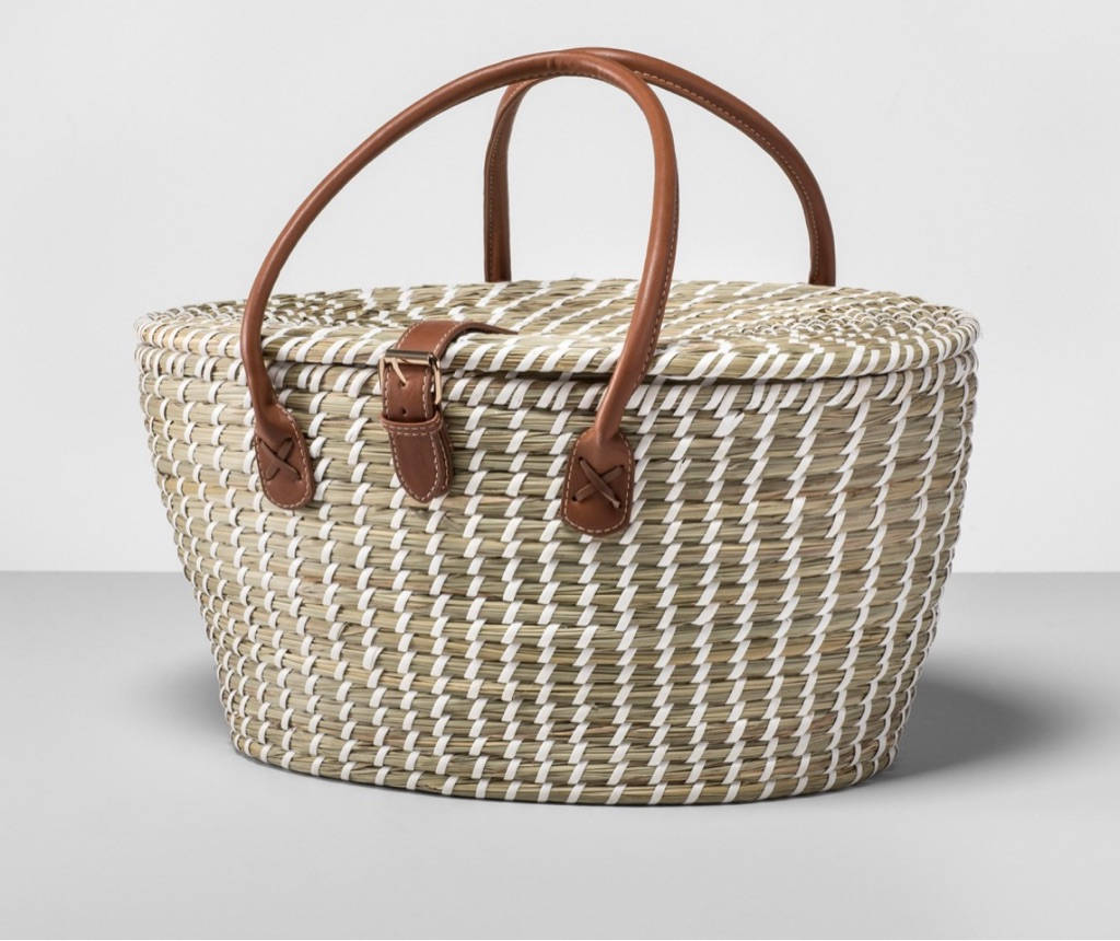 Opalhouse picnic basket: brand new with tags