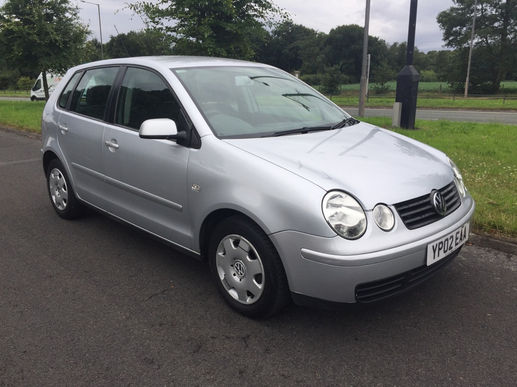 **SOLD** 2002 VW POLO