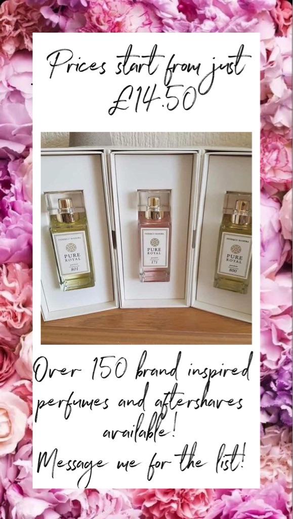 Brand Inspired Fragrances