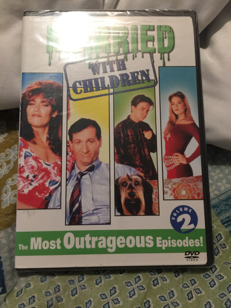 Married With Children: The Most Outrageous Episodes, Volume 2