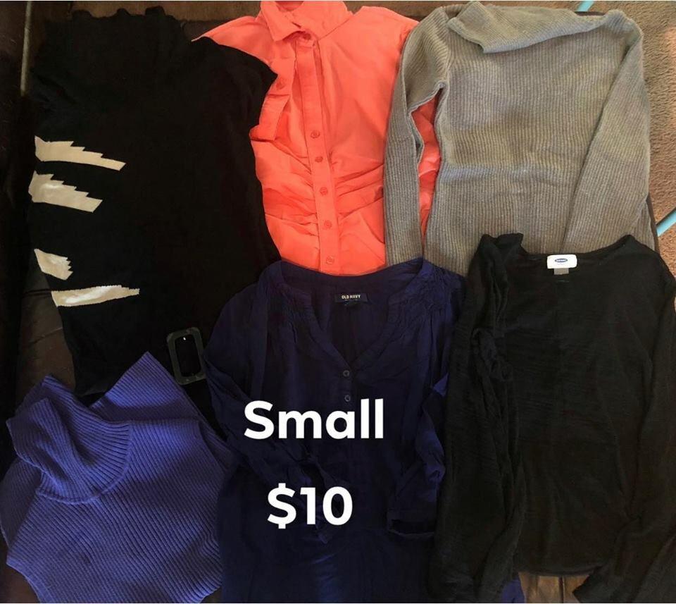 Small Shirts