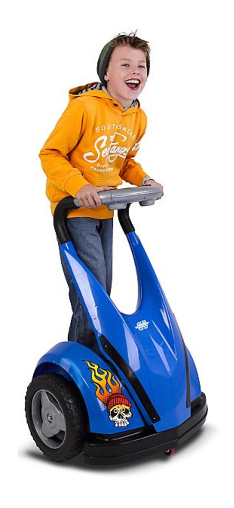 Feber Dareway 12v Ride on Balance Scooter Car