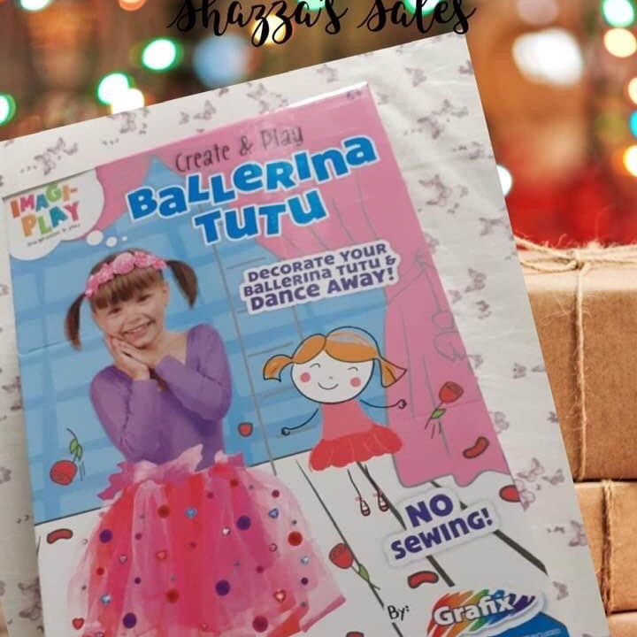 Create your own Ballerina TuTu