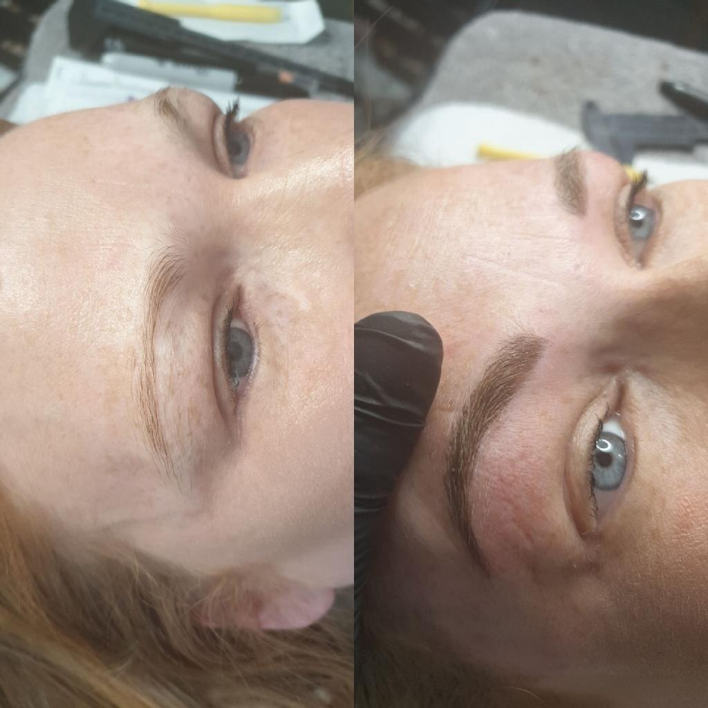 Microblading , Eyelash extensions , CC Brow Henna , LVL lash lift , dy4 7ar