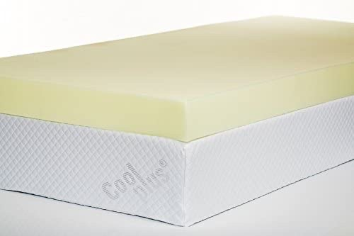 FAMILY  COLLECTION 100% MEMORY FOAM MATTRESS TOPPER AND THICKNESS