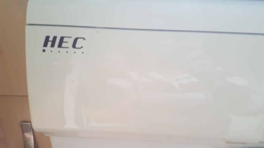 HEC washing machine