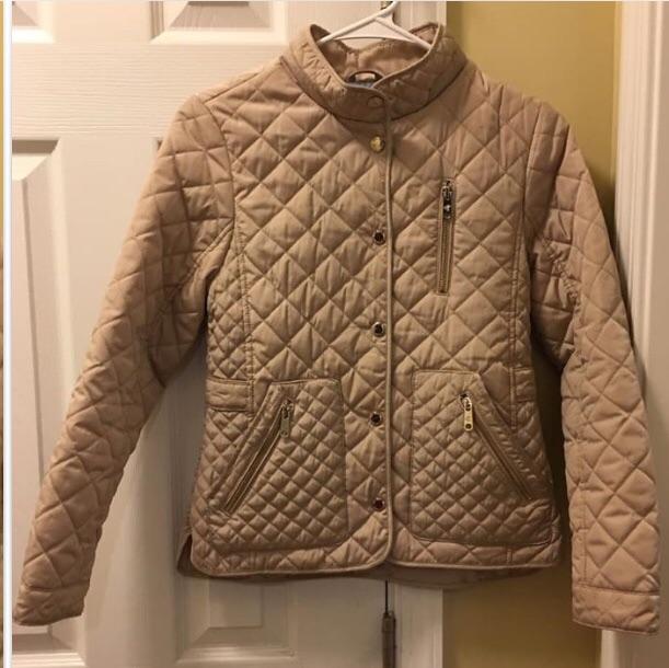 Girl's Coat, Size 11-12