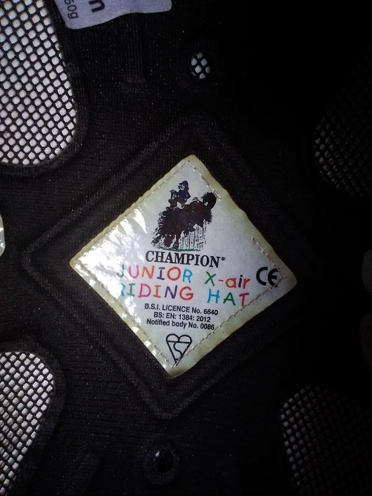 Junior x Air Riding hat
