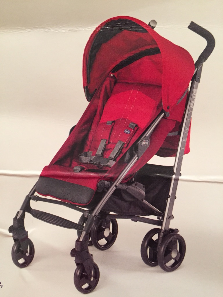 Pram and car seat for 0+ months