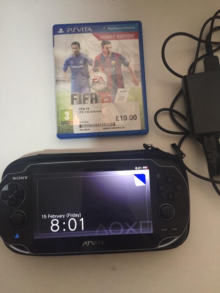 PS Vita mint condition