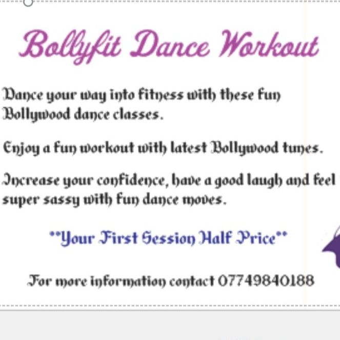 Bollywood fitness / Dance / Exercise / Workout Classes