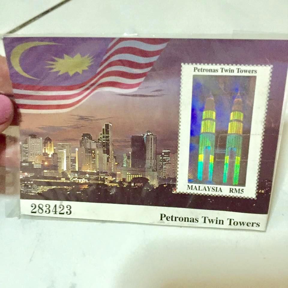 Malaysia - 1999 Petronas Twin Towers
