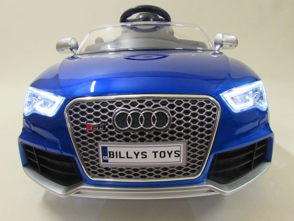 Audi RS5 licensed 12v ride on cars brand new
