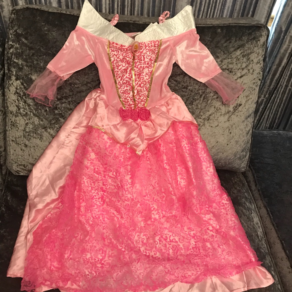 Aurora fancy dress costume (sleeping beauty)