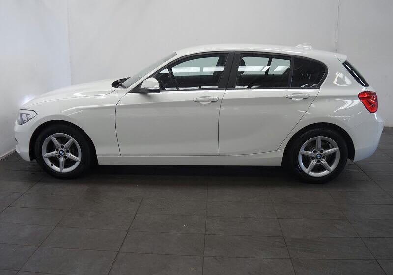 BMW 1 series eco dynamic 116d