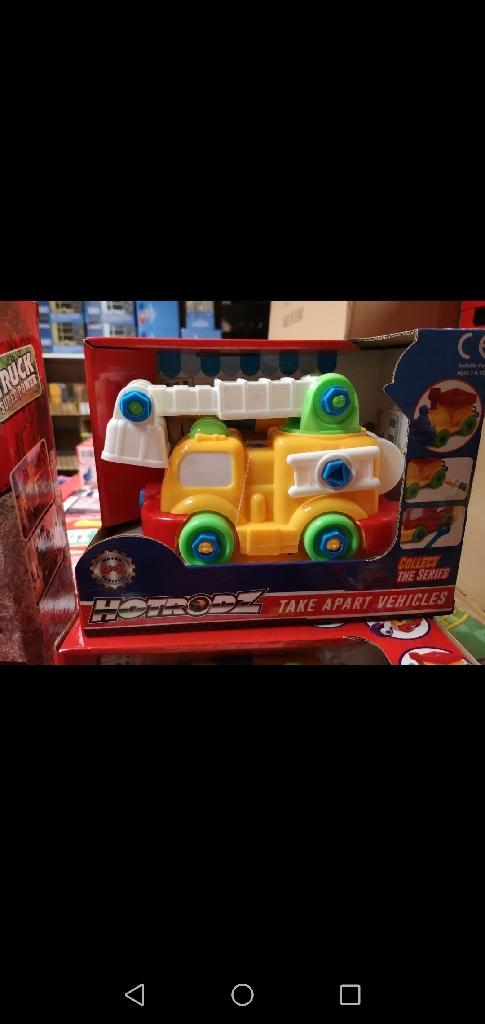 Various kids toys / games