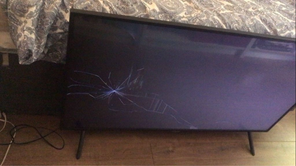 Samsung 49inch TV for Parts