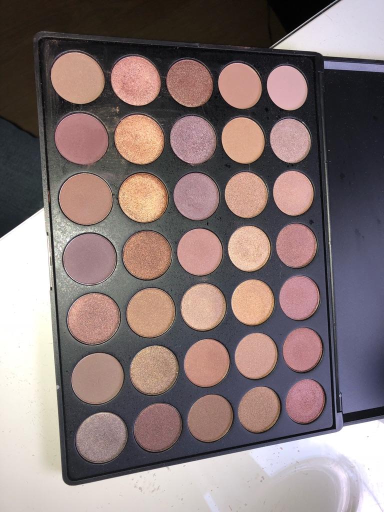 Morphe 35T Palette