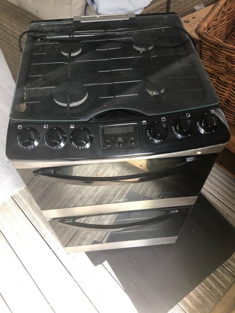 Zanussi gas cooker