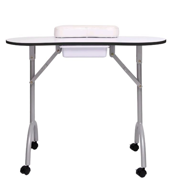 Portable manicure table