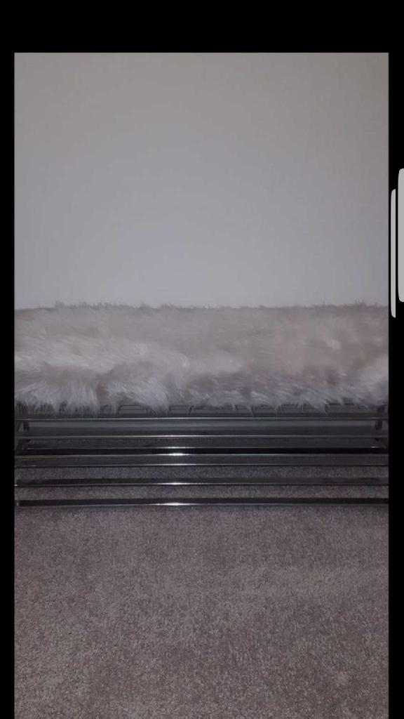 Fur Bench