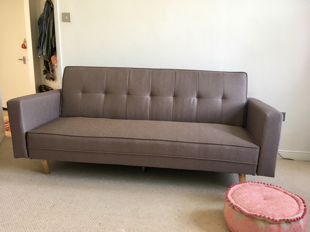Fjorde & co Ethan 3 seater sofa bed