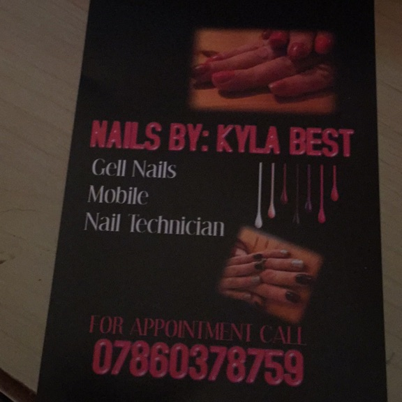 Gell nails business