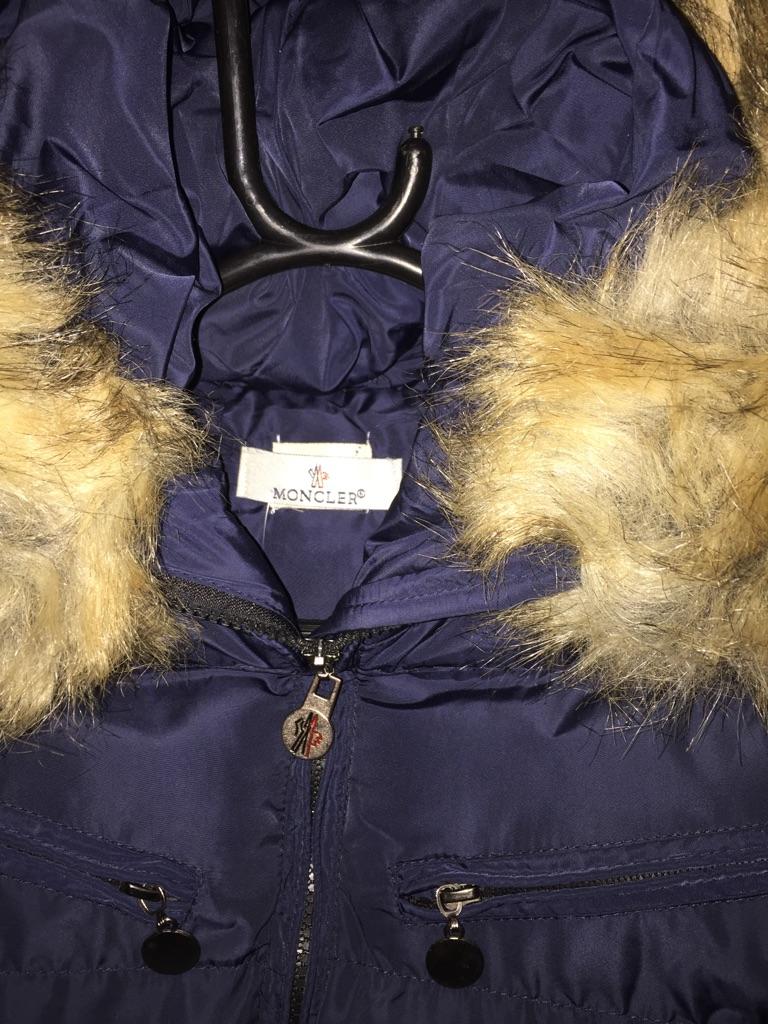 Girls moncler jacket