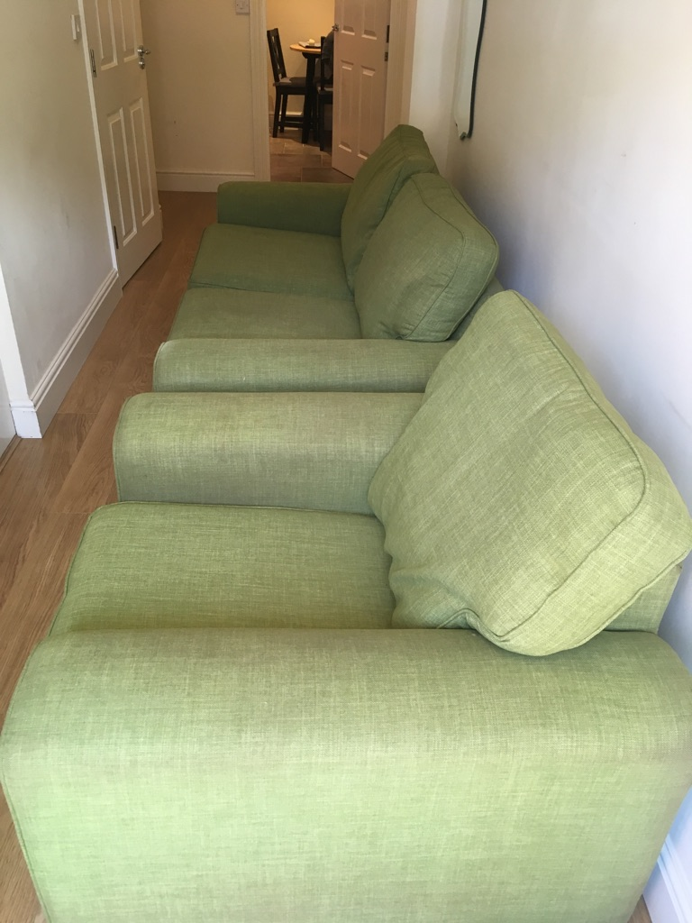 2 seater sofa (armchair SOLD)