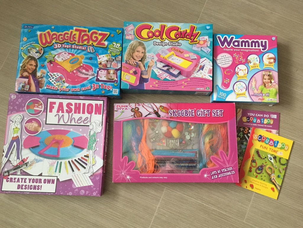 Assorted Children's toys