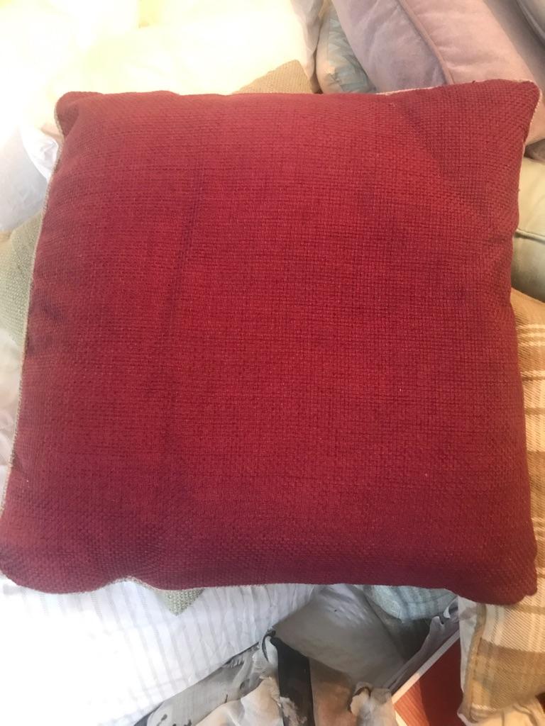 Cushions - two of each colour