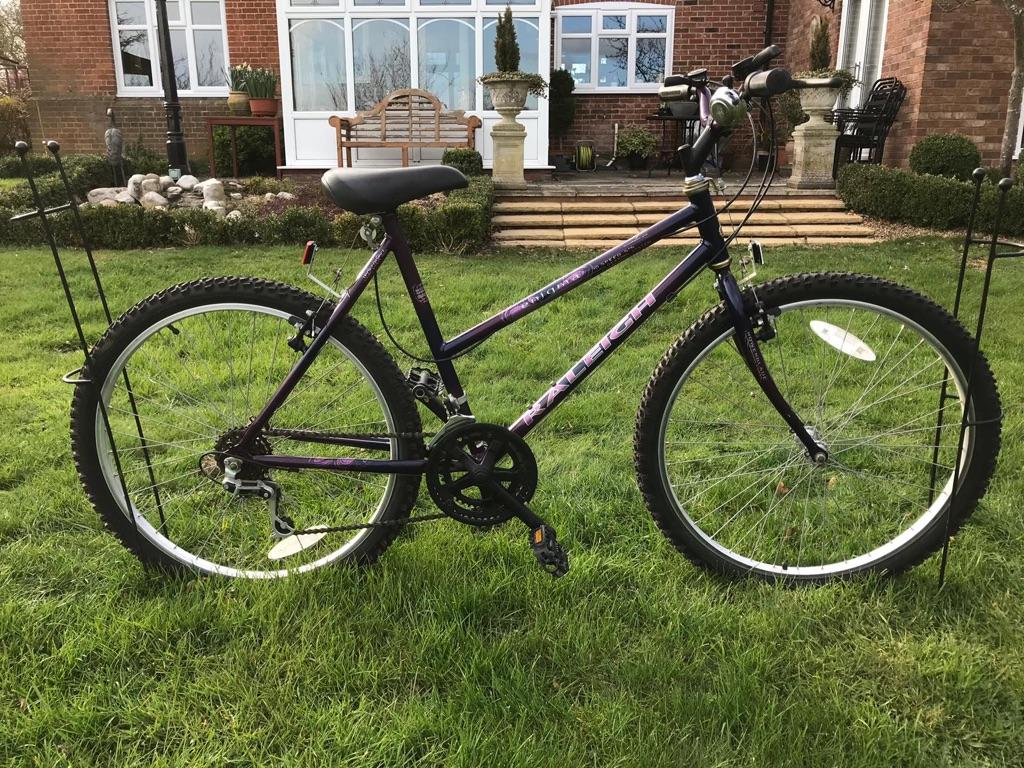 Raleigh Enigma Bike
